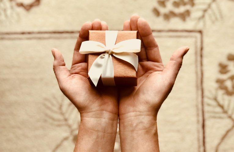 Faire un joli cadeau