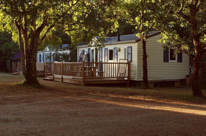Camping dans l'Hérault